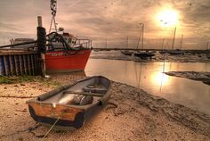 Leigh-On-Sea. Birthplace to beloved Liam.