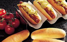 National American street food - hot dog!