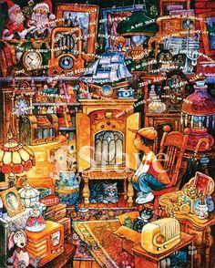 Stave Puzzles: Magic Box