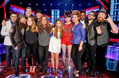 Ranking 'The Voice' Top 12: Is this season a man's game to win? — POLL | EW.com