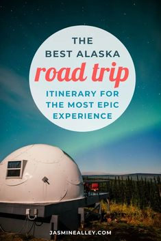 Heres an epic Alaska Itinerary! I recently spent 11 days in Alaska and it was magical! Heres my exact itinerary, and Ive also created itineraries for different lengths of stay! Regardless of how long youre in Alaska, my itineraries have something for you! They include glacier views, the best AirBnBs & hotels, lakes, helicopter & ATV tours, dog carting & dog sledding, the best places to see wildlife, and the most popular towns to visit including Homer, Seward, Fairbanks, Anchorage, and more!