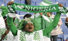 Nigerian loves football and it is often seen as the only factor that unites the country despite all the differences.