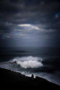 #water #black #mood #waves #dark #photography #people #art