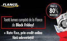Early Black Friday la Flanco cu reduceri de pana la -80%