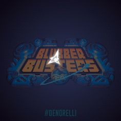 Visual effects for glorious Blubber Busters Game! by denOrelli