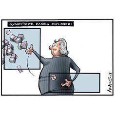 Quantitative Easing explained...