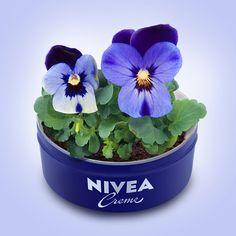 Die NIVEA Creme eigenet sich nicht nur gut für deine Haut :) #NIVEA #DIY