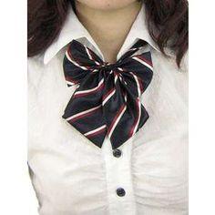 Women with ties <3 love it!