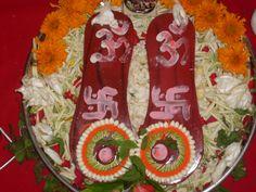 Paduka Pujan at our Home