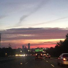 Wednesday #nofilter #sunrise