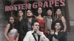 """A trailer for the short film, """"Rotten Grapes"""" that we shot in Los Angeles with an international cast (Chinese, Colombian, Mexican, American, Ecuadorean, South African, etc!) This is a screen adaptation of a devised stage show collectively written by the BFA Acting students of the New York Film Academy at Universal Studios, Los Angeles."""