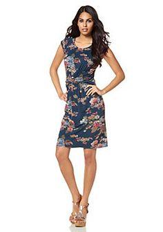CHILLYTIME Jersey-jurk met bloemenprint