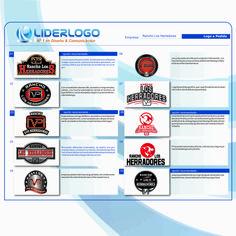 Nuestro servicio de #diseno de #logo te permite solicitar las modificaciones que consideres necesarias hasta obtener un #logotipo a tu entera conformidad y adaptado a tu empresa visita www.liderlogo.com