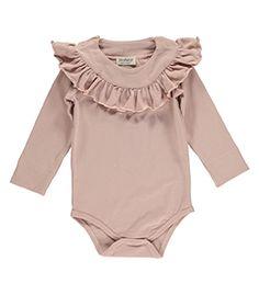 Mar Mar cutest baby clothes- Bibbi Jersey - Adobe Rose