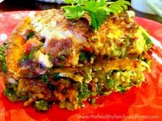 Vegan Mexican Lasagna                                                                                                                                  Print recipe                                                                                                                                                                                                                                        www.thehealthyfamilyandhome.com                              The Healthy Family and Home…