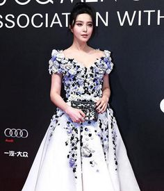 Fan Bingbing and Ralph & Russo Couture