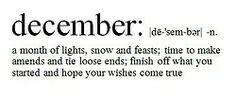 Ganbaroo loves December