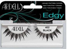 Ardell's Edgy lash is a unique combination of natural strip lashes with accent edges. Each style is designed with a tapered inside with an accentuated edgy flair, to create that glam rock star look. Longer Eyelashes, Long Lashes, Fake Eyelashes, Ardell Eyelashes, Lip Care, Beauty Supply, Eyelash Extensions, Bath And Body, Easy