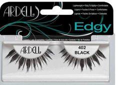 Ardell Edgy Lashes 402 Black   #Eye #EyeLashes #EdgyLashes #Ardell #ArdellEdgyLashes #ArdellEyeLashes     http://www.eyelashesunlimited.com/