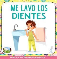Spanish Class, Speech And Language, School Projects, Montessori, Routine, Family Guy, Activities, Children, Books