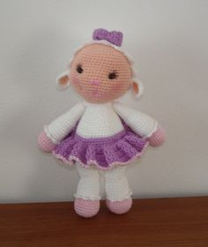 Bianchina by Stefania, how ADORABLE is she? :)