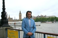Me in London 2013 by EMR Photography