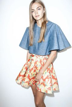 Obsessed with Elle Sasson's LA-inspired collection