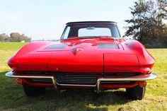 Chevrolet Corvette (C2) Convertible 1963 – CCC