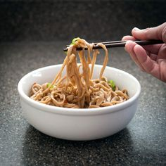 How to Make Buckwheat Soba Noodles from Scratch Cooking Lessons from ...