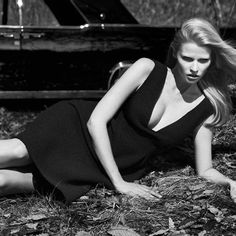 Lara stone & Calvin klein > Published by www.notbooth.com