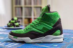 Sneakersnstuff x Reebok Twilight Zone Pump | MATÉRIA:estilo
