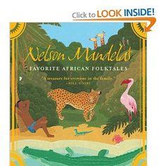 Nelson Mandela's Favorite African Folktales: Nelson Mandela: 9780393329902: Amazon.com: Books