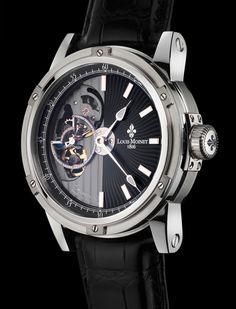 Louis Moinet | Mecanograph | Titan | Uhren-Datenbank watchtime.net