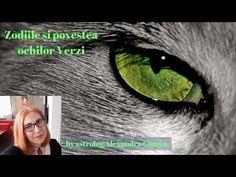 Zodiile si povestea ochilor verzi ~ by Astrolog Alexandra Coman Youtube, Movie Posters, Astrology, Film Poster, Popcorn Posters, Film Posters, Posters