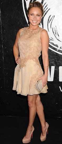"""Hayden Panettiere attended """"The Versace Fashion Show"""" event"""