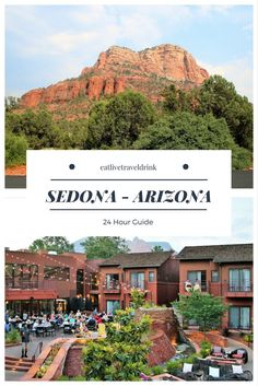 24 hour guide to visiting Sedona, Arizona in the United States. From where to stay, eat and what to do. Arizona Road Trip, Arizona Travel, Camping Places, Places To Travel, Travel Destinations, Grand Canyon Vacation, Visit Sedona, Flagstaff Arizona, Scottsdale Arizona