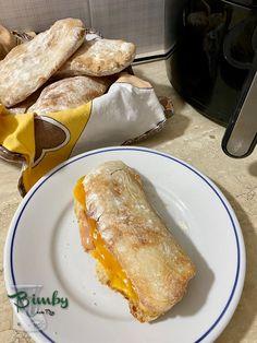 Saltimbocca Napoletani o Panini di Pizza   Bimby con Rox French Toast, Breakfast, Food, Diet, Morning Coffee, Essen, Meals, Yemek, Eten