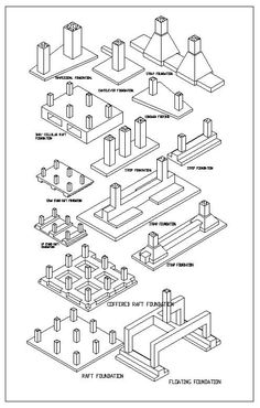 Includes the following CAD drawings:    Foundation Details,Concrete details,beam,floor design,civil base,types of foundation,steelframe,pile          THE .DWG FILES ARE COMPATIBLE BACK TO AUTOCAD 2000.THESE AUTOCAD DRAWINGS ARE AVAILABLE TO PURCHASE AND DOWNLOAD NOW!YOU WILL GET A DOWNLOAD LINK FOR ALL THE DRAWINGS THAT YOU PURCHASED  Q&A Q: HOW WILL I RECIEVE THE CAD BLOCKS & DRAWINGS ONCE I PURCHASE THEM? A: THE DRAWINGS ARE DOWNLOADED AFTER YOUR PAYMENT IS CONFIRMED. YOU W...