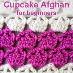 Crochet For Children: Cupcake Afghan for beginners
