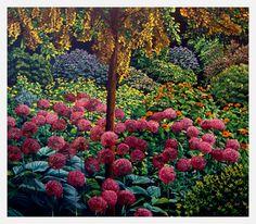 alice is wonderful Nz Art, Alice, Bloom, Landscape, Gallery, Artist, Plants, Paintings, Paint