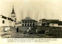 Plaza Principal de Iquitos en 1886
