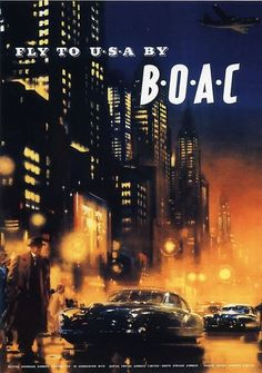 BOAC is now known as British Airways
