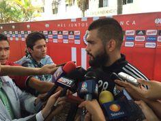 BASULTO ESPERA MOSTRAR OFICIO ANTE TIGRES El jugador de Chivas dice estar listo para afrontar la presión de este tipo de partidos. Sabe que no pueden perder otro juego más. Señala que ya trabajaron sobre las fallas defensivas.