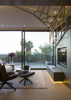 Concrete House | Main Bedroom | M Square Lifestyle Design | M Square  Lifestyle Necessities #