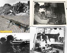 A Toldi fő fegyverzete a 20mm 36.MSholoturn . Toldi light tank main weapon cal.20mm. 36.M Sholoturn gun.