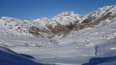 Pico Lurien (2826 metros) en la vertiente francesa