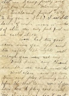 Free Background: Antique Decorative Paper Background of Old Handwritten Letter