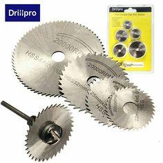 lames de scie circulaire 6pc HSS pour outils rotatifs en métal et Dremel   eBay https://buff.ly/2kHSD4c