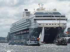 Mein Schiff meets Kiel...