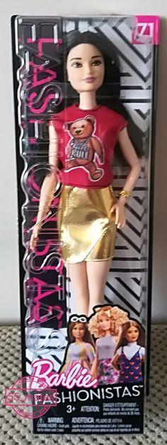 Barbie Teddy Brat Flair Fashion Doll(71) 2017